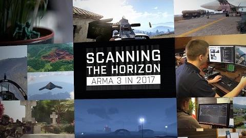 Arma 3 - Scanning The Horizon 2017
