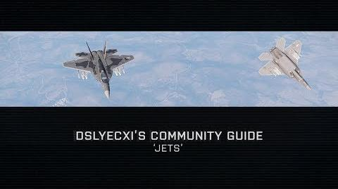 Arma 3 - Community Guide Jets