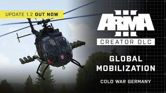 Arma 3 Creator DLC Global Mobilization - Cold War Germany Update 1.2 Trailer