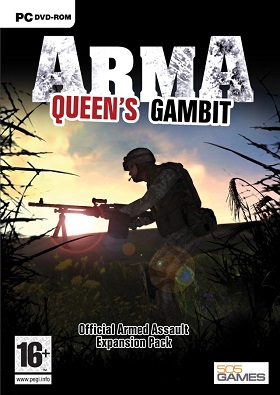 ARMA Queen's Gambit cover
