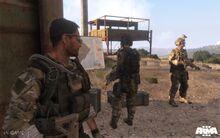 ArmA 3 Report in screenshot 2