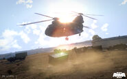 Arma3 dlc helicopters screenshot 01