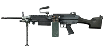 Image result for arma 3 M249