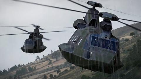 Arma 3 - Helicopters DLC Trailer
