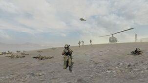 Arma 2 takistani airborne