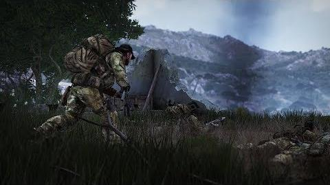 Arma 3 - Tac-Ops DLC Mission Pack Trailer