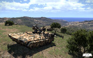 Arma3 beta kamyshAPC screenshot