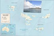 Horizon Islands Map