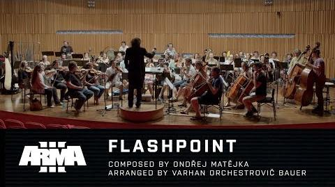 """Arma 3 - """"Flashpoint"""" (Live Orchestra Recording)"""