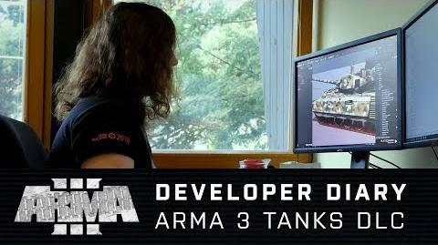 Arma 3 - Developer Diary Tanks DLC