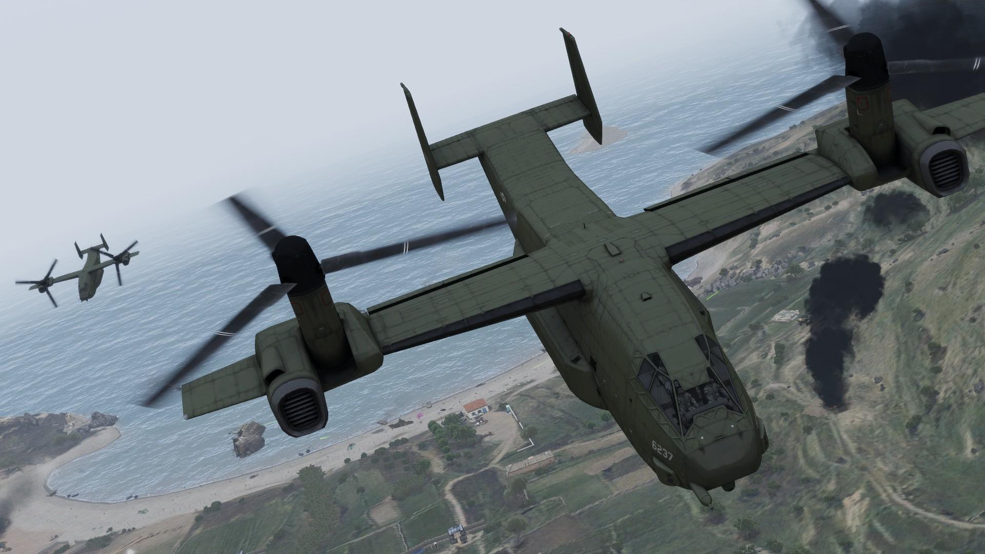 V-44X Blackfish | Armed Assault Wiki | FANDOM powered by Wikia