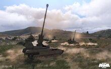 ArmA 3 Report in screenshot 1
