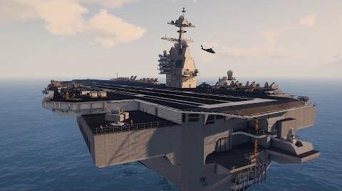 Arma 3 - Aircraft Carrier Reveal Trailer