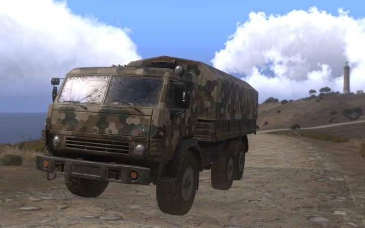 Zamak | Armed Assault Wiki | FANDOM powered by Wikia