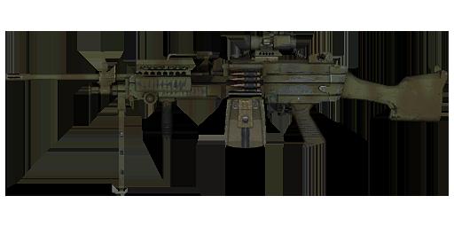 Mk 48 Mod 0   Armed Assault Wiki   FANDOM powered by Wikia