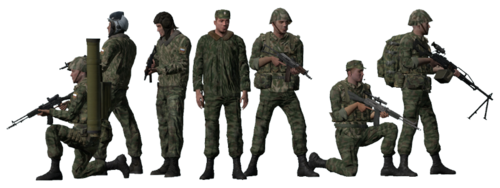 Russian Armed Forces | Armed Assault Wiki | FANDOM powered