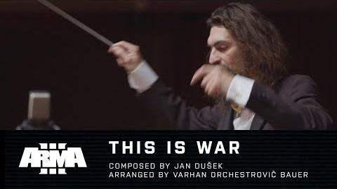 """Arma 3 - """"This Is War"""" (Live Orchestra Recording)"""