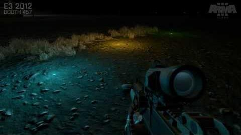 Arma 3 - 'Lighting Showcase' Trailer