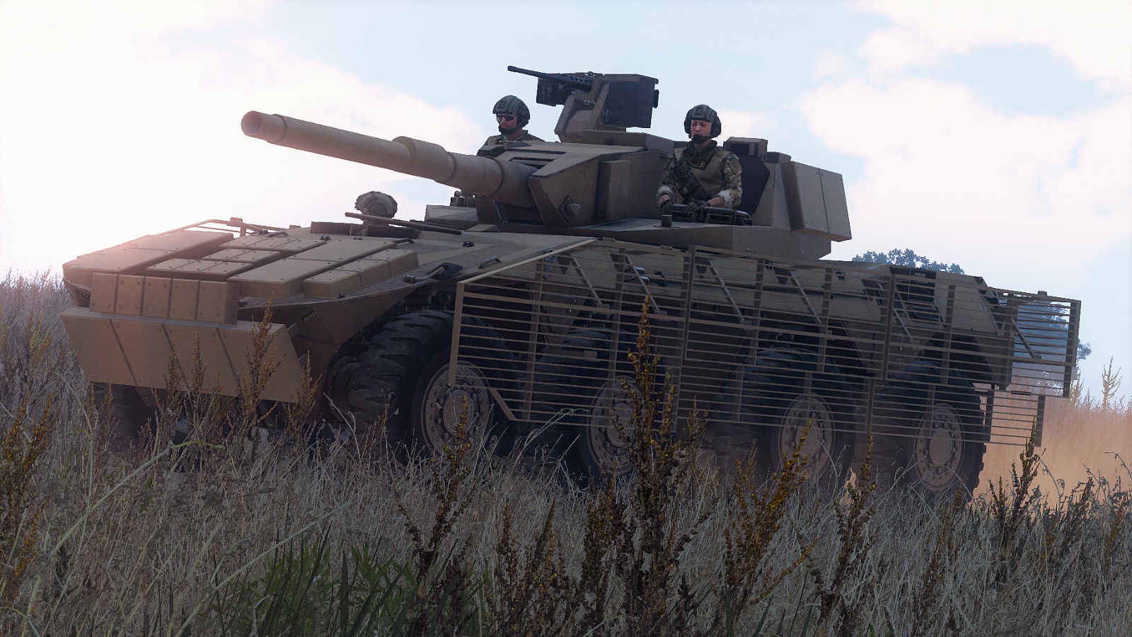 Rhino MGS UP | Armed Assault Wiki | FANDOM powered by Wikia