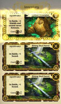 SwordSwordShields
