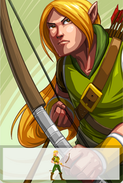 Elf-Archer-Unit