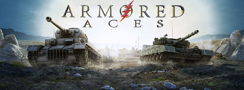 Armored Ace's New Logo