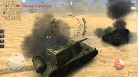 Armored Aces Tank Review The Mighty MAUS