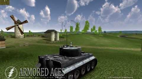 Armored Aces MMO HDtrailer Official Android version