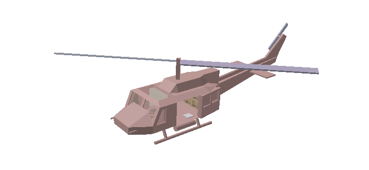 Helicopter Roblox Uh 1h Huey Helicopter Armored Patrol Wiki Fandom