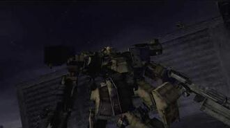 "Armored Core verdict Day Mission 05 ""Secret Game"""