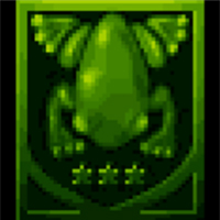 Frog Man Emblem