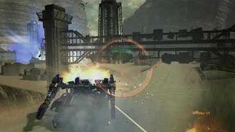 Armored Core V Order Mission 83