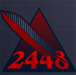 No 2448 Emblem