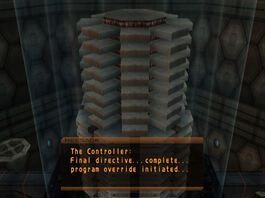 Infiltrate Layered Hub - Controller 2