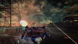Armored Core V Order Mission 71