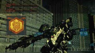 Armored Core V Order Mission 73