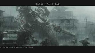 Armored Core V Order Mission 17