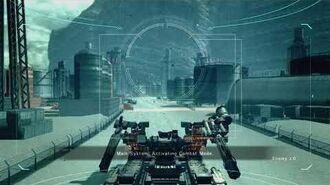 Armored Core V Order Mission 65