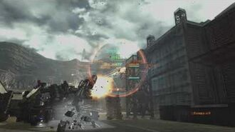 Armored Core V Order Mission 67
