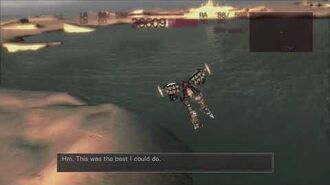 Armored Core For Answer Defend Anti-Satellite Cannons