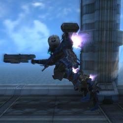 WiKiAN Azure Strike schem