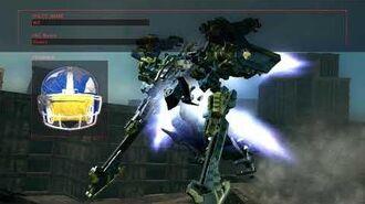 Armored Core Verdict Day Mission 01-4
