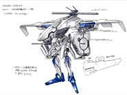 Nexus Super Scimitar concept art