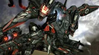 "Armored Core Verdict Day Mission 10 ""Mechanized Memories"""