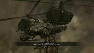 Armored Core Verdict Day Mission 03 Rusting Steel
