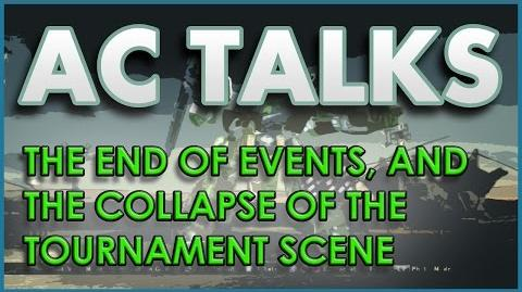 Armored Core Talks 1 - An Armored Core Community Perspective Piece (Events and Tournaments)-0