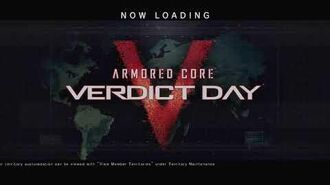 Armored Core Verdict Day Mission 06-3