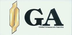 GA America Logo