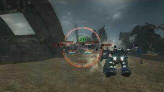 Armored Core Verdict Day Mission 03-3