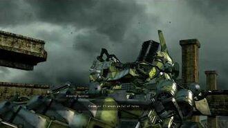 Armored Core Verdict Day Mission 02-2